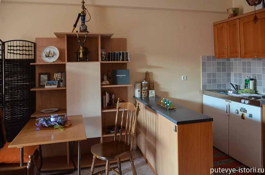 пелопоннес квартира в спарте