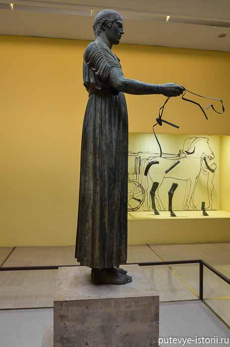 Дельфы, археологический музей