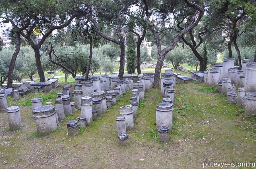 керамикос афины