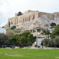 Античные Афины: Акрополь и археологические зоны