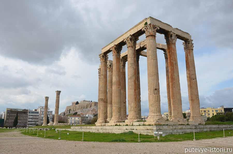 афины олимпион
