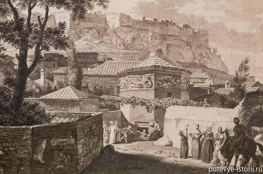 афины османские