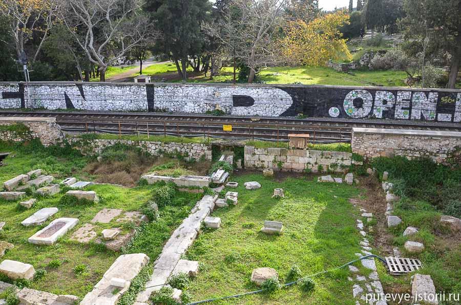 агора афины