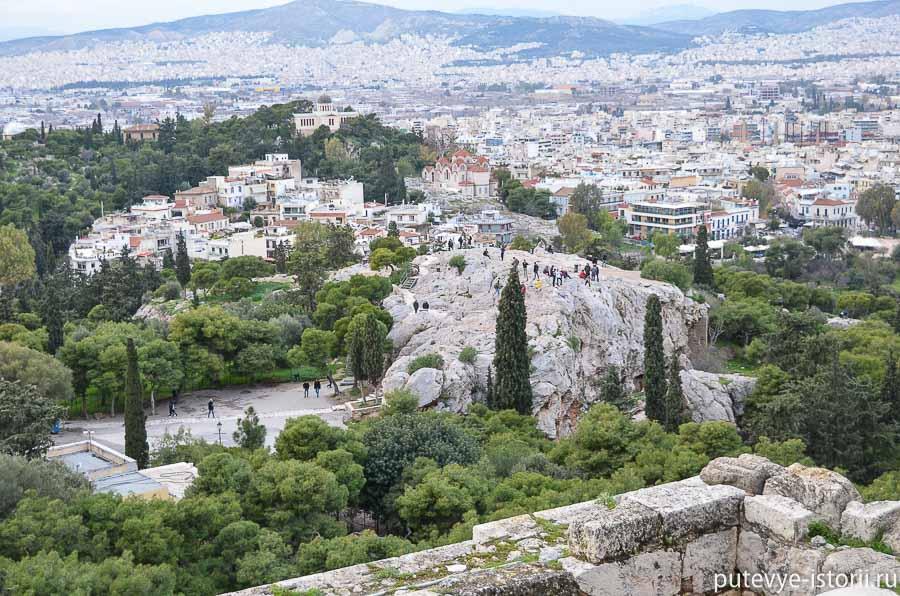 античные афины ареопаг