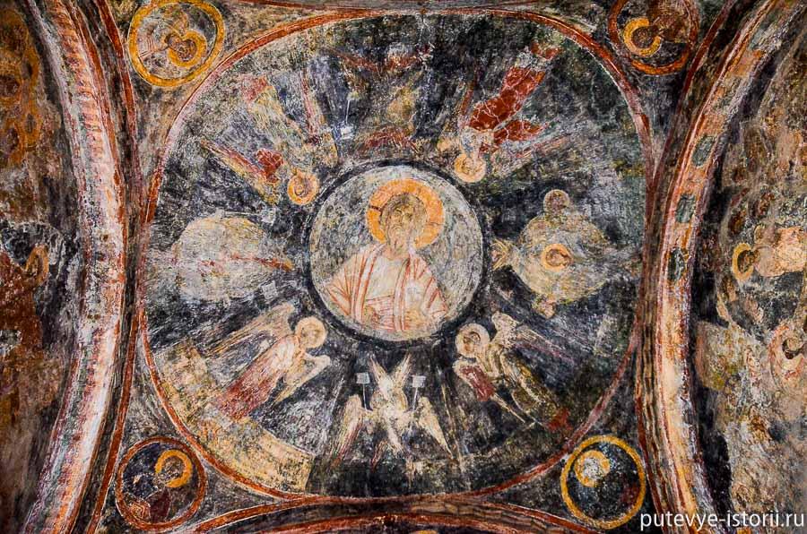 мистра церковь святой софии