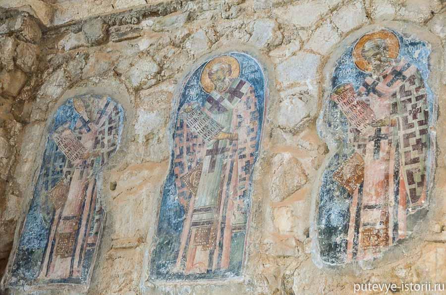 мистра монастырь бронтохион