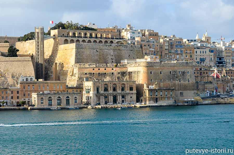достопримечательности Мальты валлетта