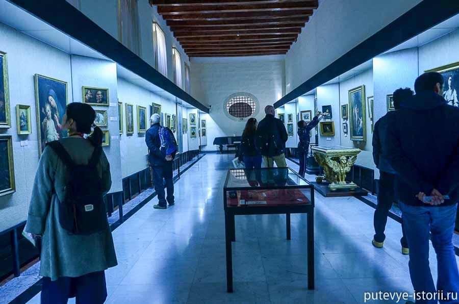 мдина музей собора