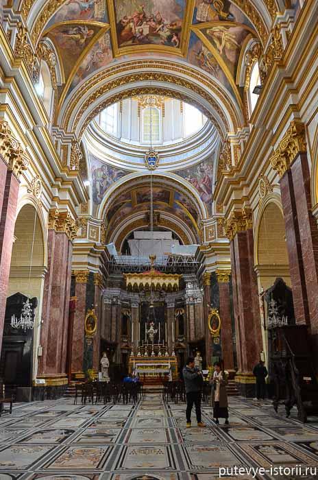 мдина собор святого павла