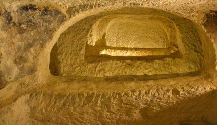 Рабат, Мальта. Римская вилла и катакомбы
