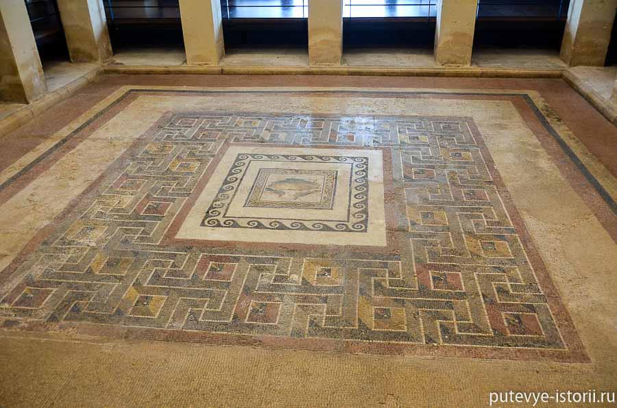 достопримечательности мальты римская вилла в Рабате