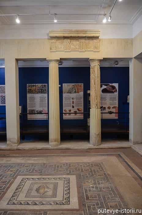 рабат музей Domus Romana