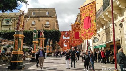 Мальта в феврале. Погода, природа и праздники