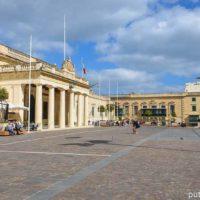 Валлетта, столица Мальты. Прогулка по городу
