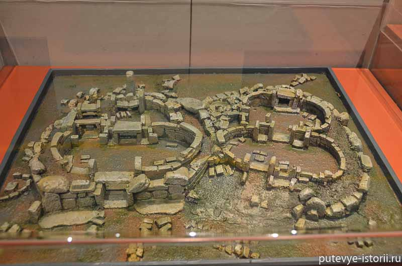 валлетта археологический музей