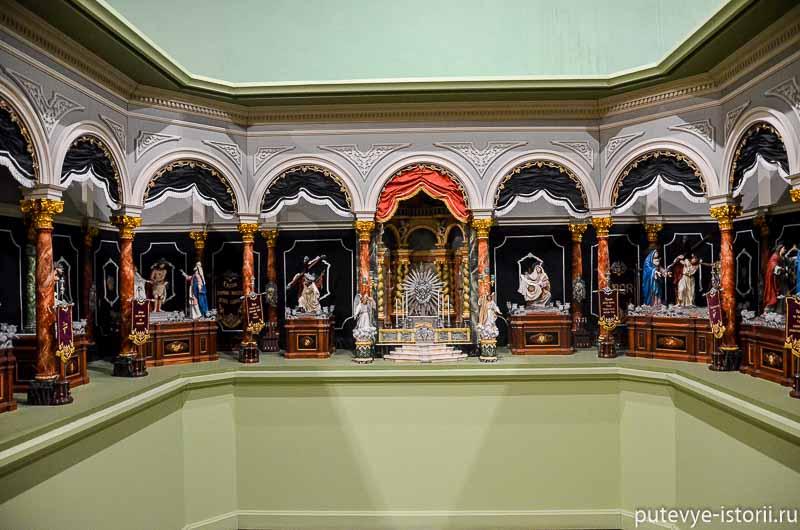 биргу дворец инквизитора