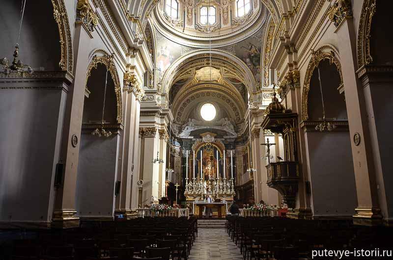 церковь непорочного зачатия в бормле