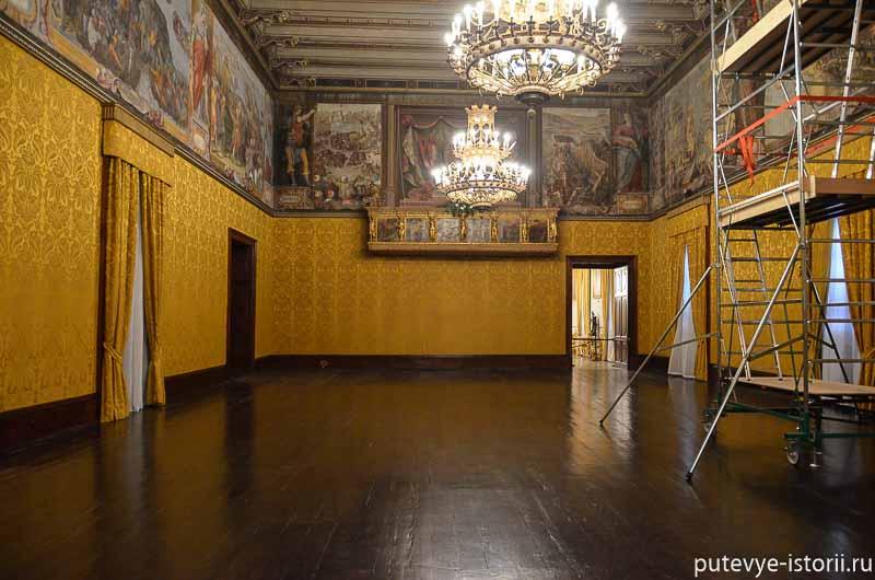 валлетта дворец великого магистра
