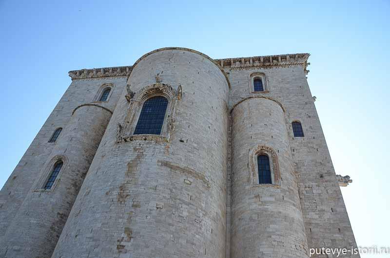 трани италия собор
