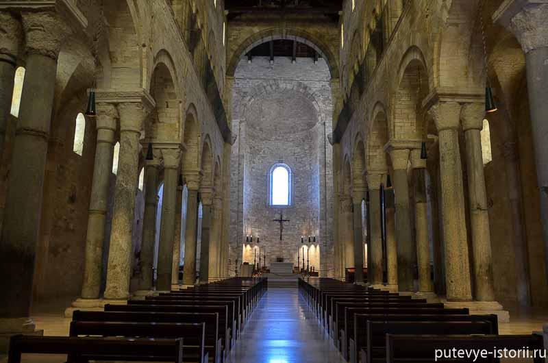 собор в трани апулия