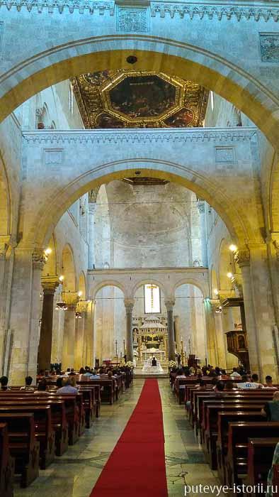 бари собор святого николая