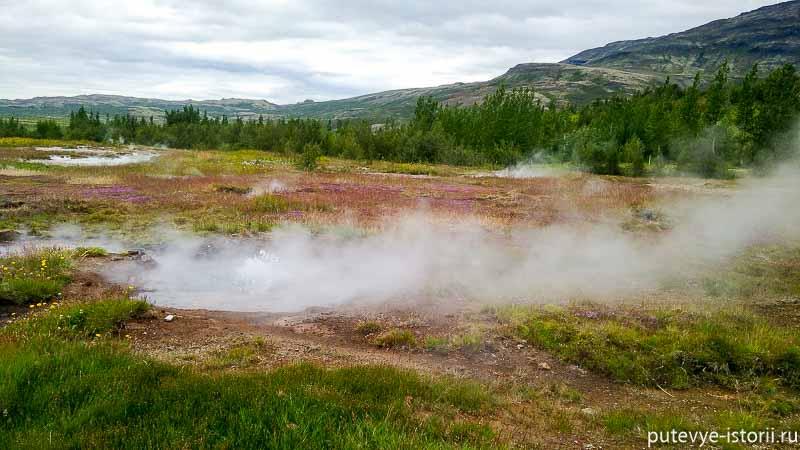 исландия Хёйкадалюр