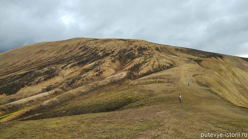 цветные горы исландии маршруты