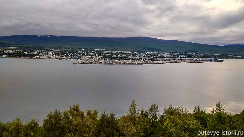 исландия акурейри