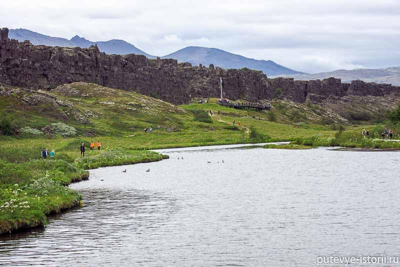 исландия Тингведлир
