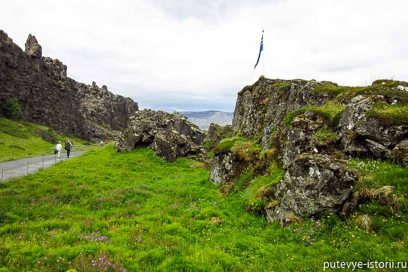 исландия парк тингведлир