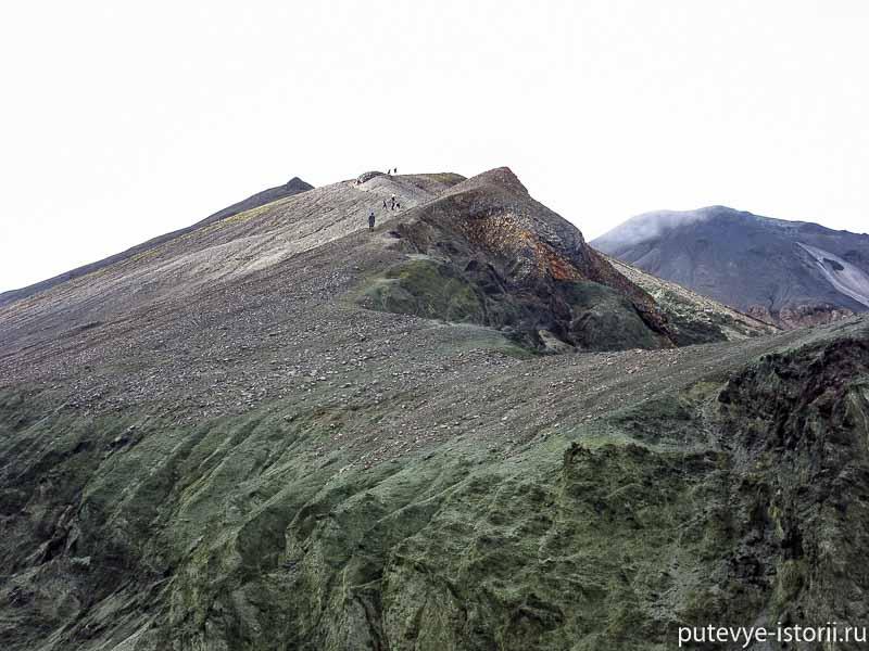 цветные горы исландии