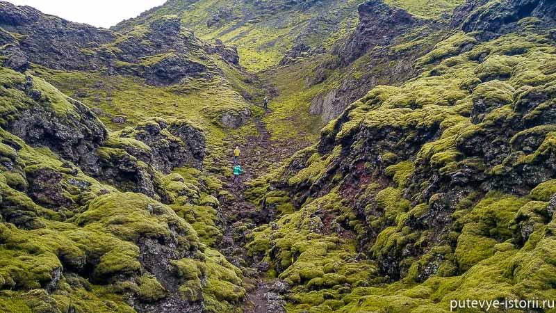 исландия достопримечательности лаки
