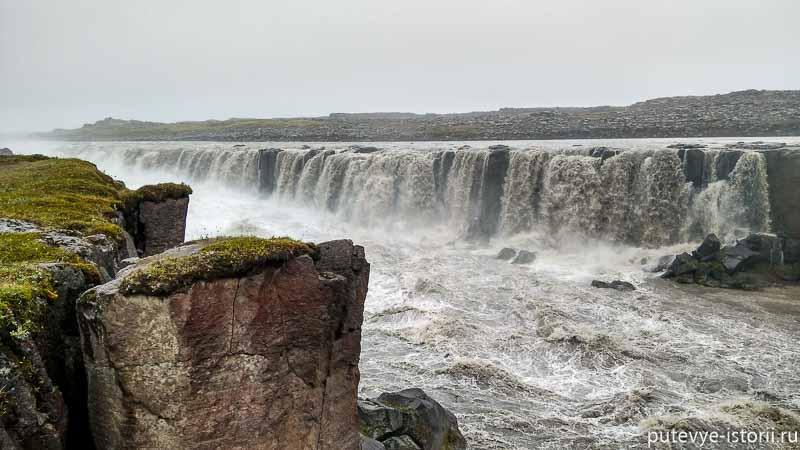 исландия водопад сельфосс