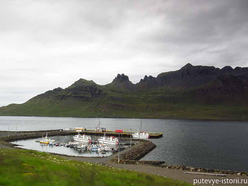 исландия фьорды