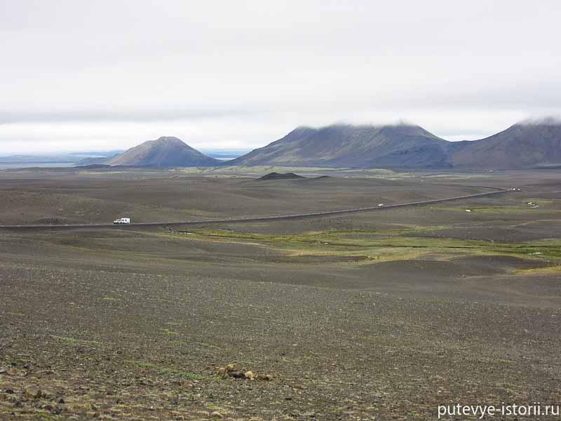 исландия дороги