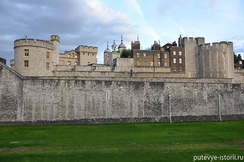 лондон Тауэрский замок