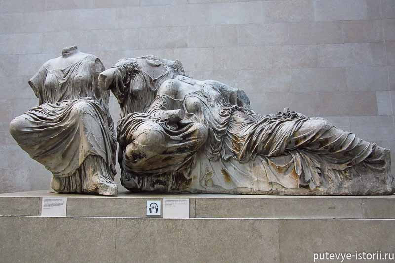 лондон британский музей