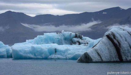 Ледниковая лагуна Йокюльсаурлоун