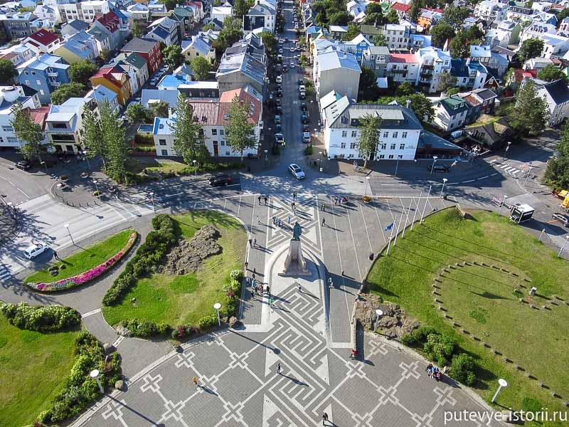 город рейкьявик фото