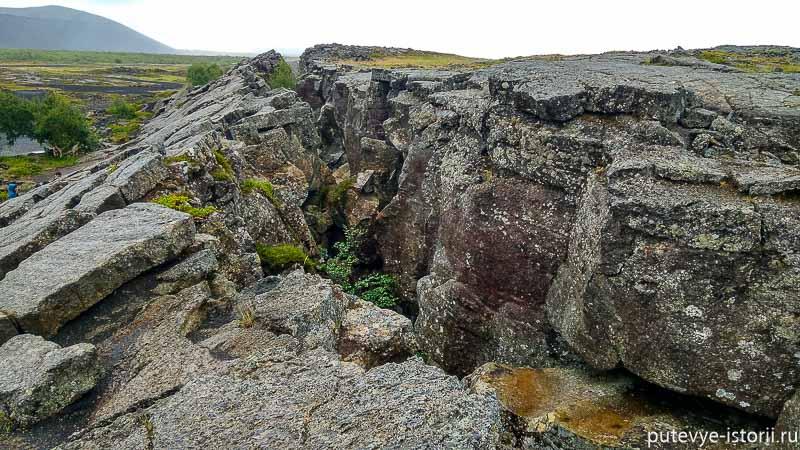 миватн пещера