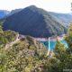 Дорога в Жабляк через Плужине, самая красивая дорога Черногории