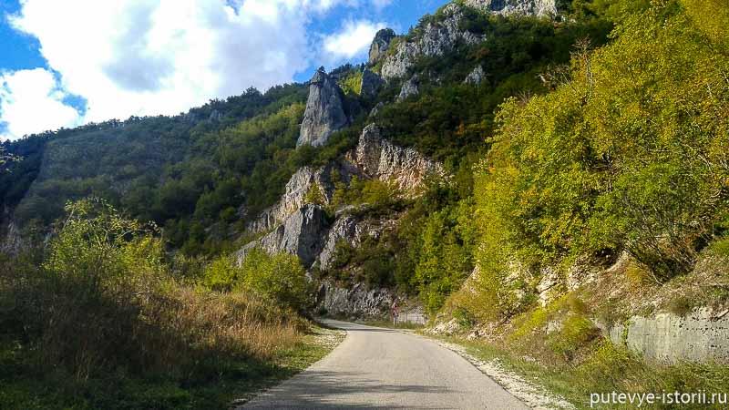 орлиная дорога черногория