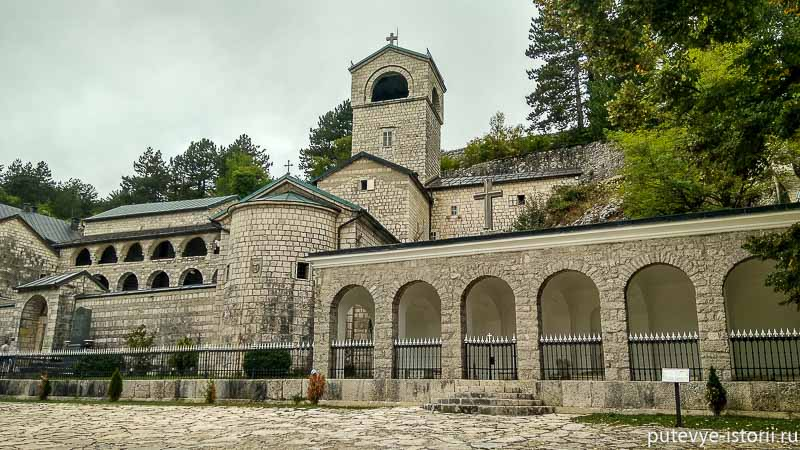 экскурсии в черногории цетинье