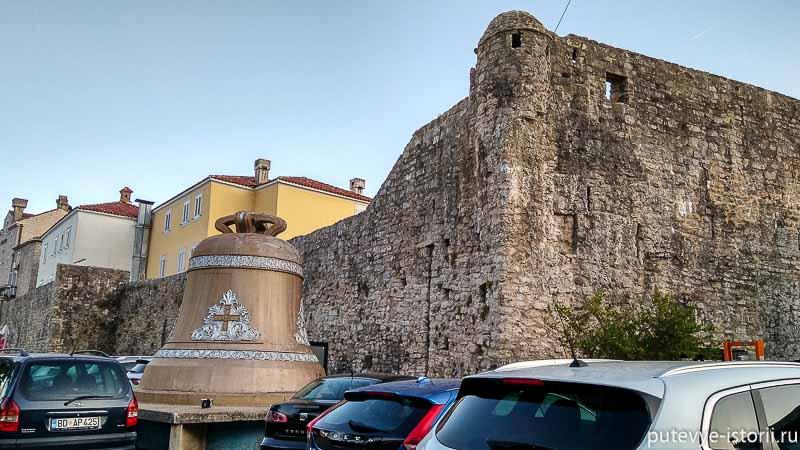 старый город будва