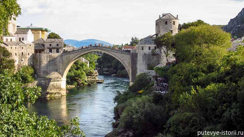 мостар мост
