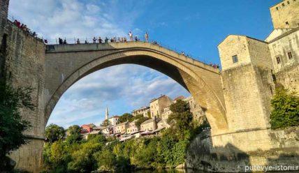 Экскурсия в Боснию и Герцеговину из Черногории