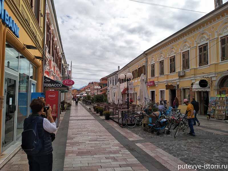 Экскурисия в Албанию