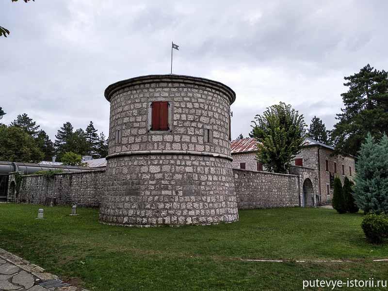 цетине черногория