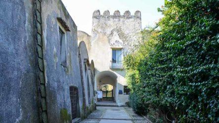 Капри. Картезианский монастырь Сан-Джакомо, или Каприйская Чертоза