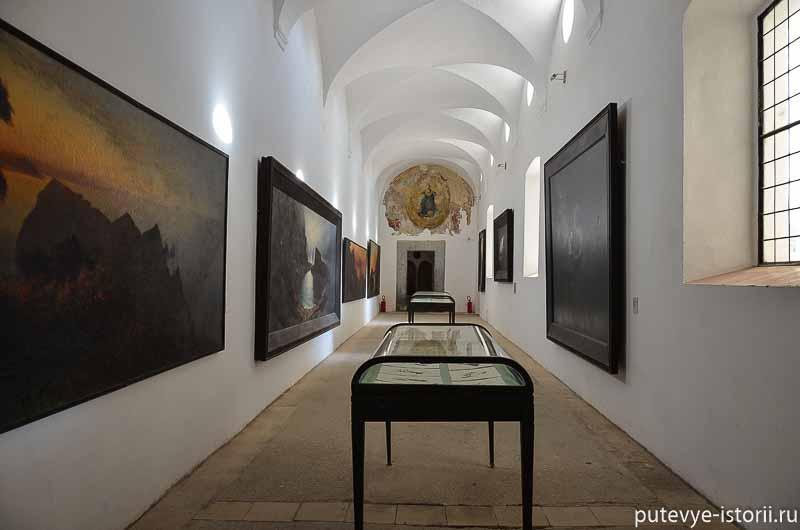 капри музей дифенбаха